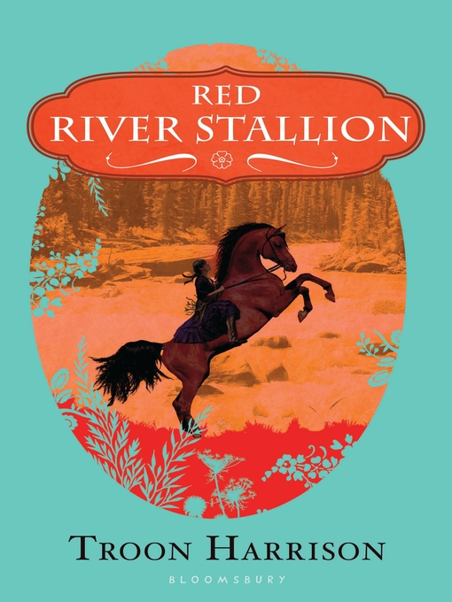 Cover of Red River Stallion