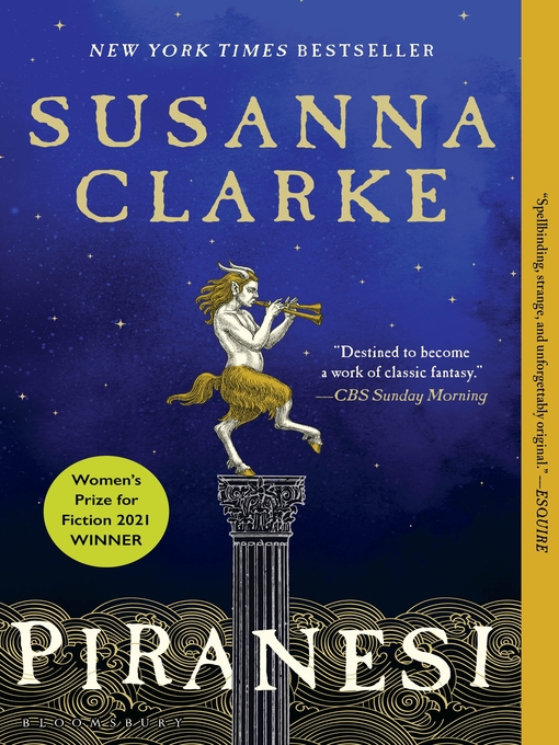 Title details for Piranesi by Susanna Clarke - Available