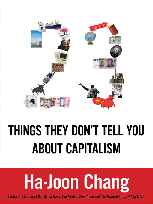 Cover of 23 Things They Don't Tell You about Capitalism