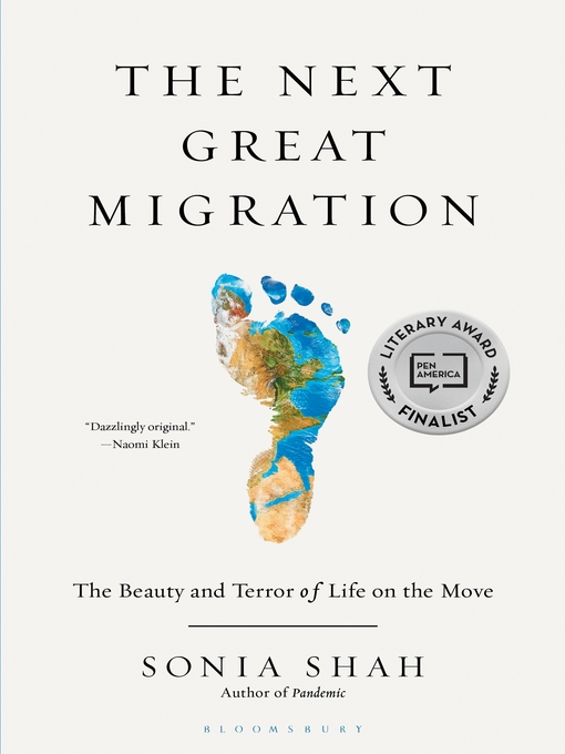 Title details for The Next Great Migration by Sonia Shah - Wait list