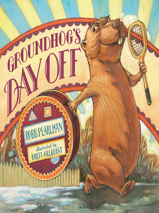 Cover of Groundhog's Day Off