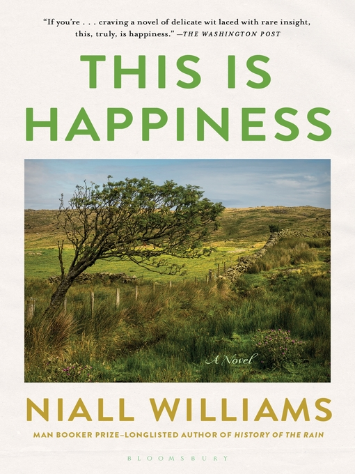 Title details for This Is Happiness by Niall Williams - Wait list