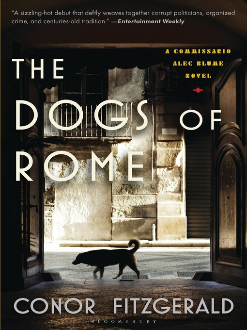 Title details for The Dogs of Rome by Conor Fitzgerald - Wait list