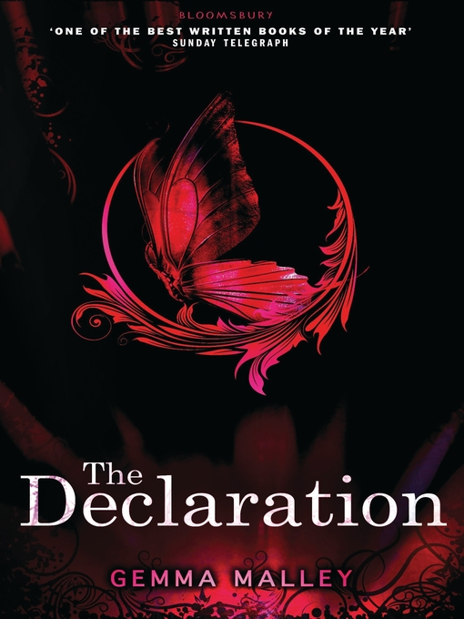 Title details for The Declaration by Gemma Malley - Available