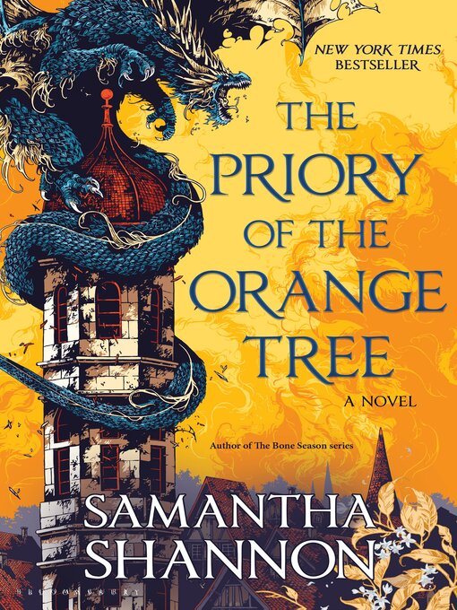 Title details for The Priory of the Orange Tree by Samantha Shannon - Wait list