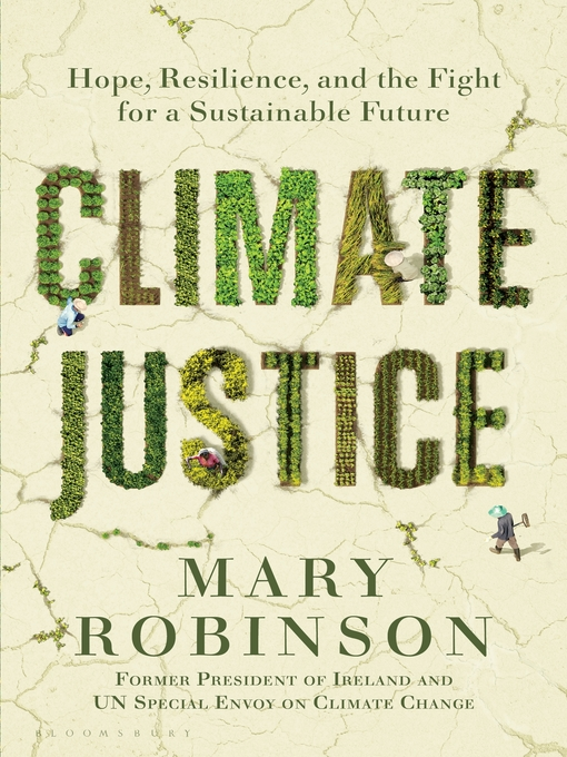 Title details for Climate Justice by Mary Robinson - Wait list
