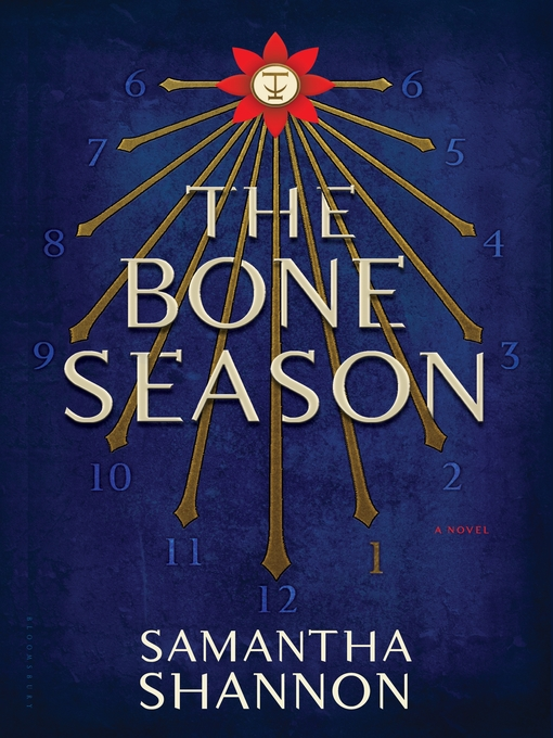 Title details for The Bone Season by Samantha Shannon - Wait list
