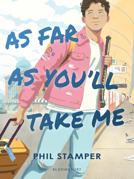 Title details for As Far as You'll Take Me by Phil Stamper - Available