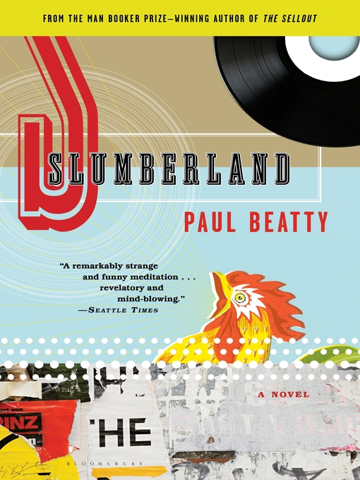 Title details for Slumberland by Paul Beatty - Wait list