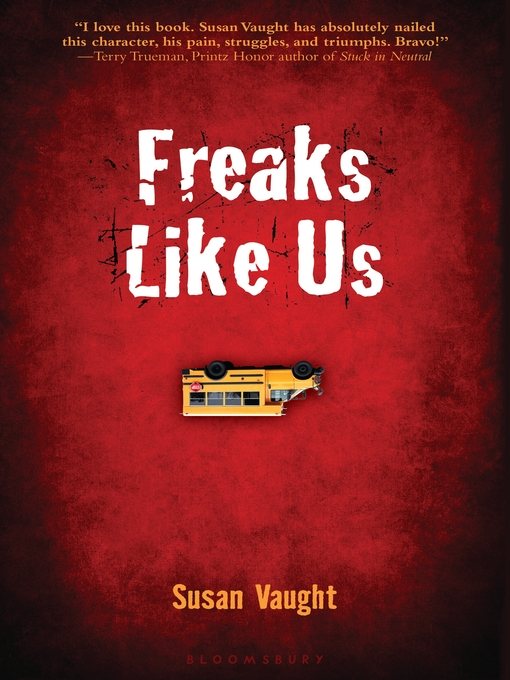 Title details for Freaks Like Us by Susan Vaught - Wait list
