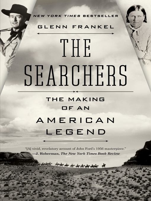 Cover of The Searchers