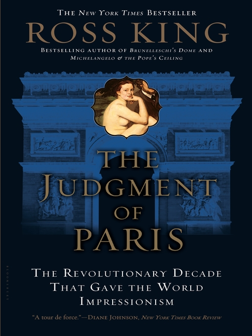 Title details for The Judgment of Paris by Ross King - Available
