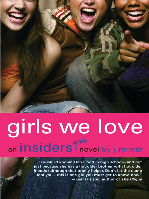 Title details for Girls We Love by J. Minter - Available