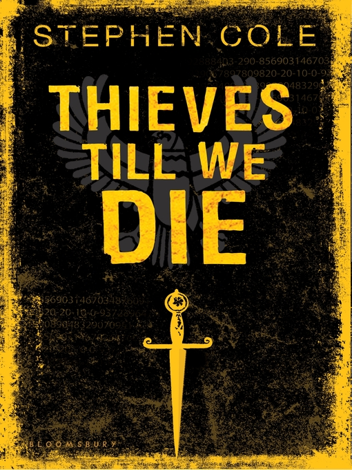 Cover of Thieves Till We Die