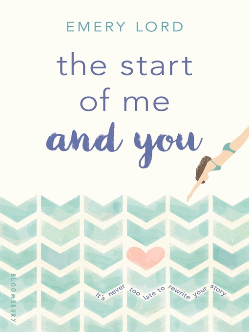 Cover of The Start of Me and You
