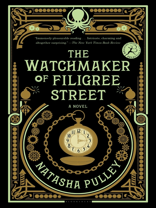 Title details for The Watchmaker of Filigree Street by Natasha Pulley - Available