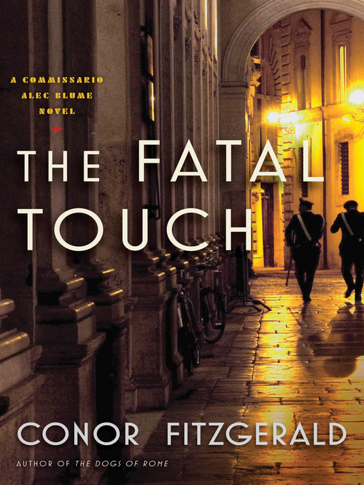 Title details for The Fatal Touch by Conor Fitzgerald - Wait list