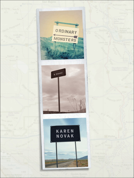 Title details for Ordinary Monsters by Karen Novak - Wait list