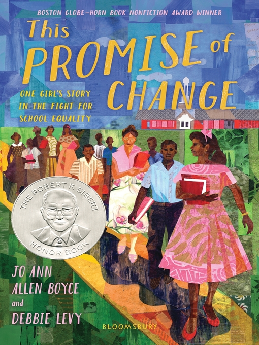 Title details for This Promise of Change by Jo Ann Allen Boyce - Available