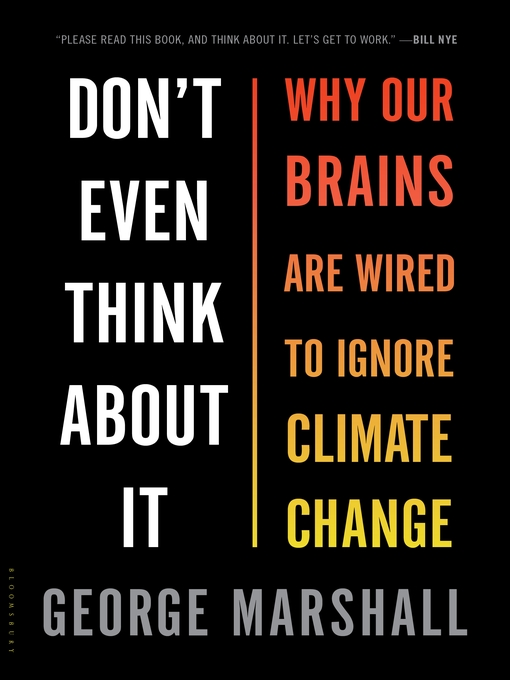 Title details for Don't Even Think About It by George Marshall - Available