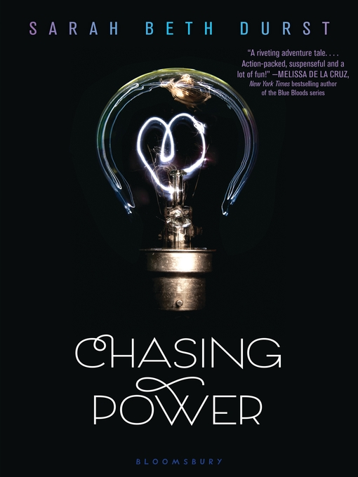 Title details for Chasing Power by Sarah Beth Durst - Available