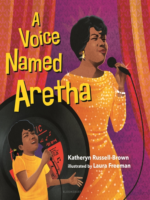 Title details for A Voice Named Aretha by Katheryn Russell-Brown - Wait list
