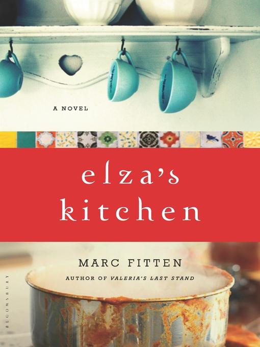 Elzas kitchen