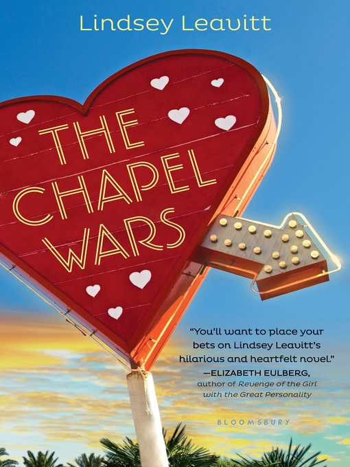 Title details for The Chapel Wars by Lindsey Leavitt - Available