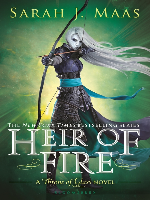 Title details for Heir of Fire by Sarah J. Maas - Available