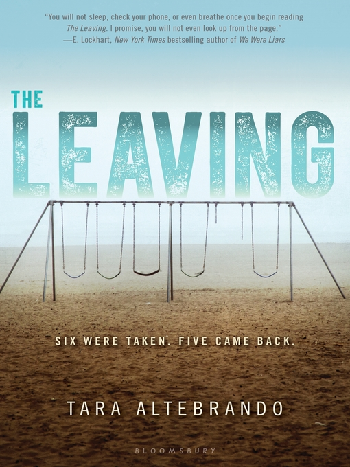 Cover of The Leaving