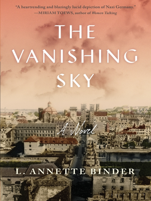 Title details for The Vanishing Sky by L. Annette Binder - Wait list