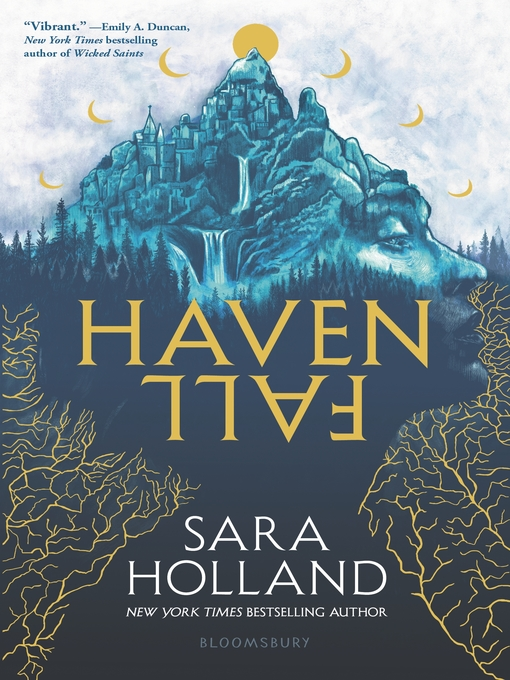 Title details for Havenfall by Sara Holland - Wait list