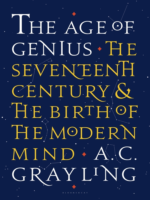 Title details for The Age of Genius by A. C. Grayling - Wait list