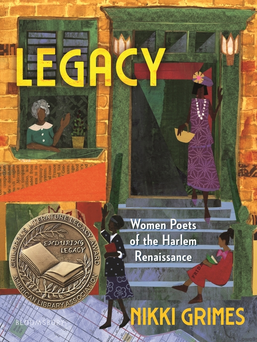 Title details for Legacy by Nikki Grimes - Available