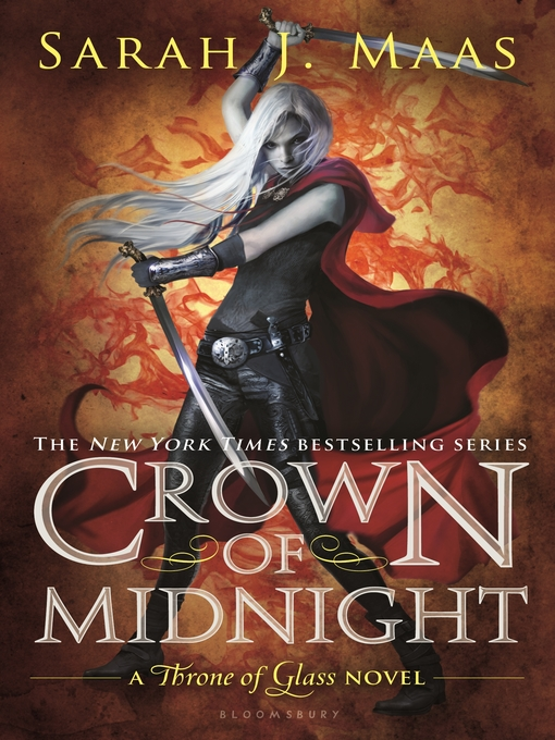 Title details for Crown of Midnight by Sarah J. Maas - Wait list
