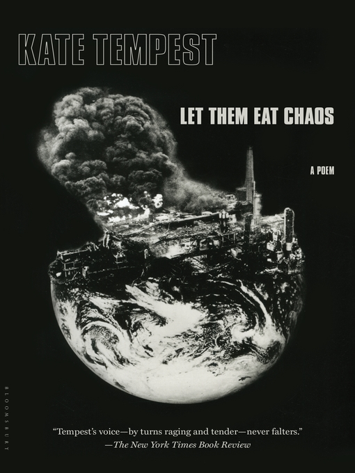 Title details for Let Them Eat Chaos by Kate Tempest - Available