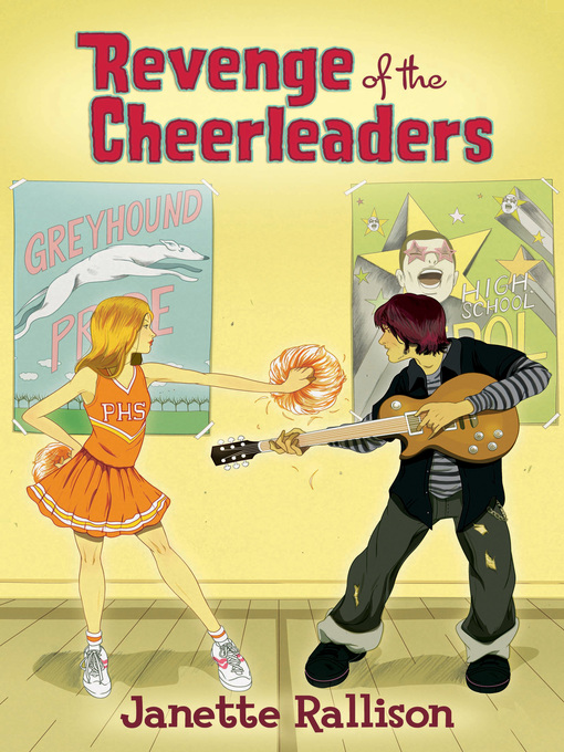 Title details for Revenge of the Cheerleaders by Janette Rallison - Available
