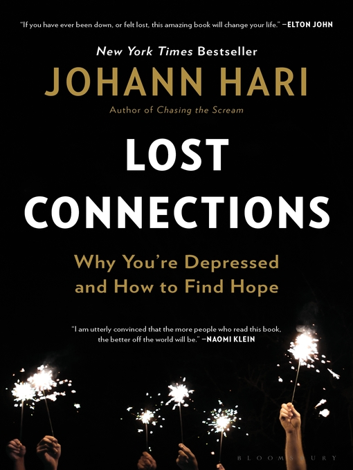 Title details for Lost Connections by Johann Hari - Wait list