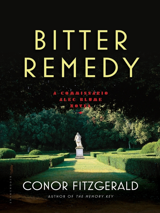 Title details for Bitter Remedy by Conor Fitzgerald - Available