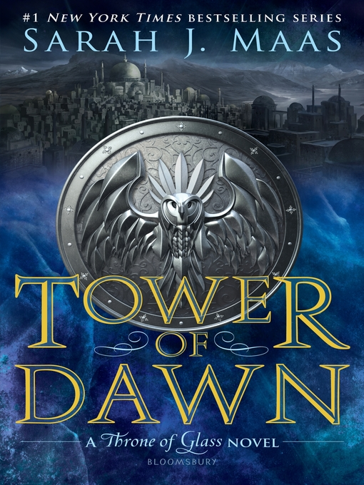 Cover of Tower of Dawn