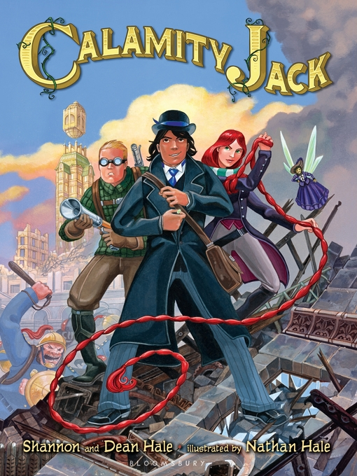 Title details for Calamity Jack by Shannon Hale - Available