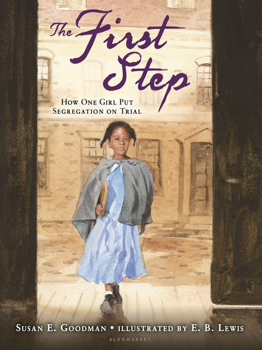Title details for The First Step by Susan E. Goodman - Available