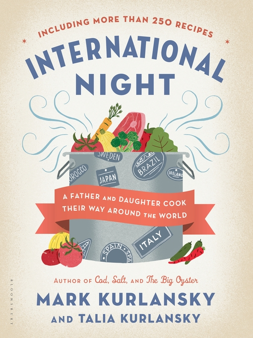 Title details for International Night by Mark Kurlansky - Available