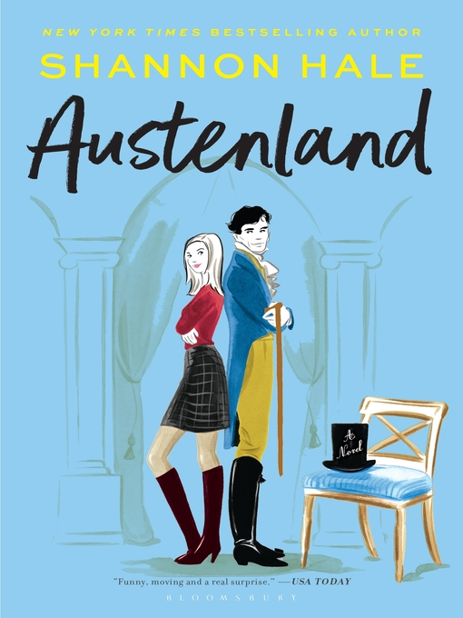 Title details for Austenland by Shannon Hale - Wait list