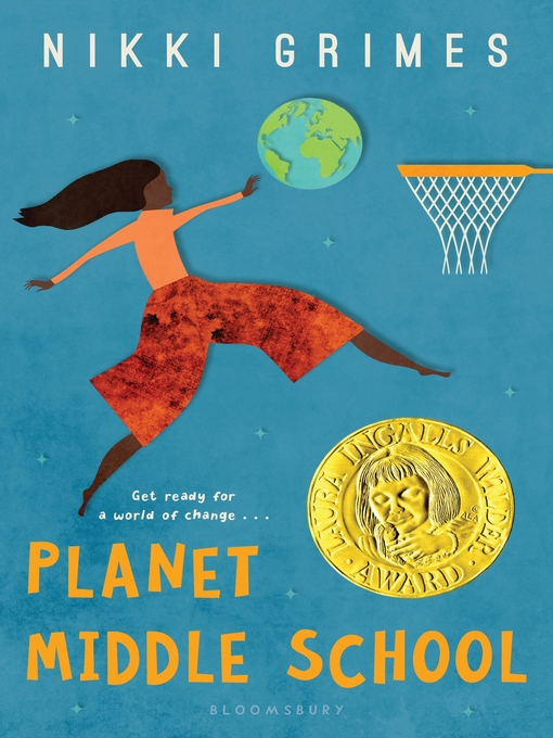 Title details for Planet Middle School by Nikki Grimes - Wait list