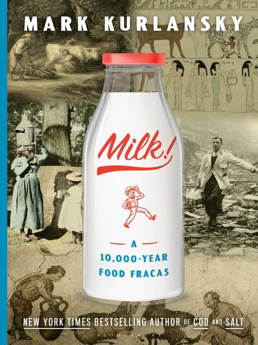 Title details for Milk! by Mark Kurlansky - Available