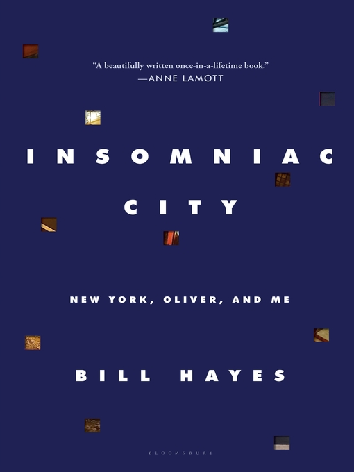 Title details for Insomniac City by Bill Hayes - Available