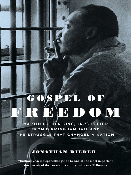 Title details for Gospel of Freedom by Jonathan Rieder - Available