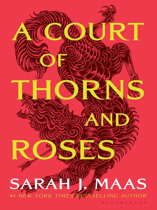 Title details for A Court of Thorns and Roses by Sarah J. Maas - Wait list