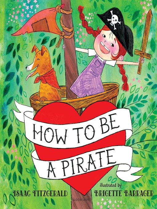 Title details for How to Be a Pirate by Isaac Fitzgerald - Wait list